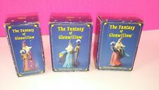 Russ Fantasy of Glenwillow Vintage Wizard Figurine Lot with Boxes