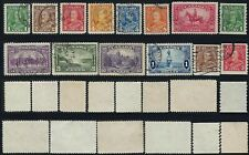 Scott 217-229: CHOICE 1935 KGV Pictorial Issue COMPLETE includes coils, VF-CDS