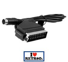Cable RGB Megadrive model 2 PAL mega drive Euroconector Sega 32X Scart