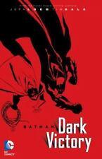 Dark Victory by Jeph Loeb (2014, Paperback)