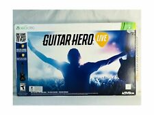 Guitar Hero Live Xbox 360 Game, Gaming Controller Guitar