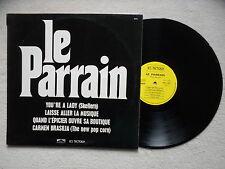 """LP THE MUSIC SWEEPERS """"Le parrain"""" LES TRETEAUX 6072 FRANCE §"""
