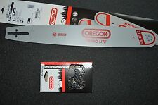 "Oregon 188SLGK095 18"" chainsaw guide bar chain combo .325 pitch chain 2150 2250"