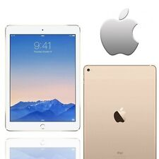 "Apple iPad Air 2 16GB Wi-Fi 9.7"" Tablet Gold Retina Display Touch Screen iOS"