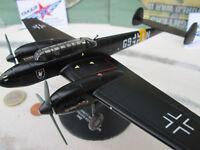 BF- 110 E 2 Schnaufer Metall 1:72 Avion Aircraft / YAKAiR / Me-109 / Fw-190 010