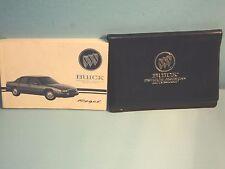 95 1995 Buick Regal owners manual