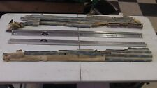 NOS GM 1972-80 CHEVY BUICK OLDS PONTIAC H BODY PAIR DOOR SILL SCUFF PLATES