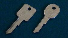2 1973 Chevrolet Camaro GM Key Blanks Original NOS