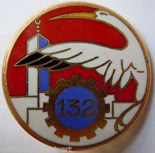 Insigne 132° ESCADRON DU TRAIN AFN MAROC Drago Paris ORIGINAL