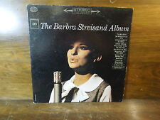 The Barbra Streisand Album  Record