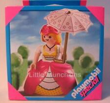 Playmobil Set 4639 Especial Dama/Princesa Figura & Parasol nuevo Victoriano/Palacio