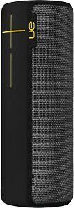 Logitech UE Megaboom Tragbarer Bluetooth-Lautsprecher, Akku panther/schwarz