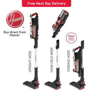 Hoover H-FREE 500 3 in 1 Cordless Stick Vacuum Cleaner Bagless HF522BH - Silver