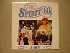 The Spirit Of The 60s 1965  Byrds Walker Brothers RogerSandie Shaw TIME LIFE LP
