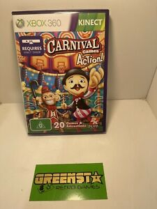 Carnival Games In Action Xbox 360 🇦🇺 Seller Free And Fast Postage