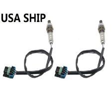 2pcs Upstream Front &Rear Oxygen Sensor For 09-11 GMC Acadia Chevy Traverse 3.6L