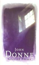 Very Good 1407221396 Paperback Title John Donne Selected Poems Phoenix Poetry D