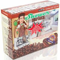 Shower Barista prank gift box