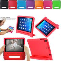 """Kids Shock Proof EVA Stand Handle Case Cover For iPad 6th 5th Gen 2017 2018 9.7"""""""