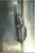 Catalogue Katalog Prospekt MERCEDES CLASSE S COUPE Année 2014 28 PAGES