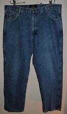 Men's REDHEAD Blue Jeans Size 38 X 30 Classic Fit