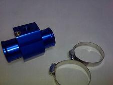 Connecteur adaptateur, sonde de température d'eau 36 mm bleu VENDEUR FRANCAIS