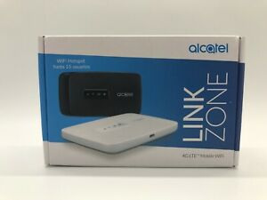 Alcatel Link Zone Router 4G LTE GSM Carrier Factory Unlocked MW41NF