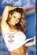 MARIAH CAREY FEATURING JOE & 98° - THANK GOD I FOUND YOU 2000 UK CASSINGLE