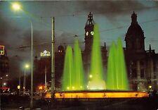 B33250 Valencia Illuminated Fountain Town Hall   spain