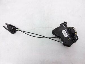 08 - 12 Scion Xd Front Left Door Lock Latch Actuator 69040-0C050 W/O Smart Key
