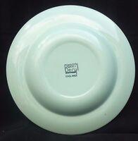 "1 vintage retro Woods ware green Beryl plate 5 3/4 "" 14 cm"