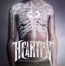 Feeding Fiction  Heartist CD New sealed Pressure Point Skeletons