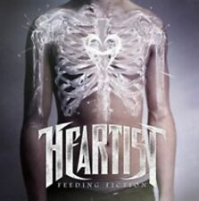1CENT CD Feeding Fiction [PA] by Heartist (CD, Aug-2014, Roadrunner Records)