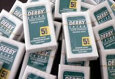 Derby Men's Razor Double Edge Blades