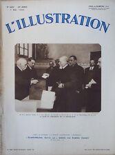 L' ILLUSTRATION No 4653 . 7 mai 1932 . Moustiers Sainte Marie .