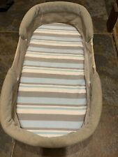 Vero Brand Infant Co Sleeper With Removable Pad.