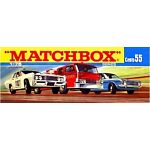 Orion582's World of Matchbox