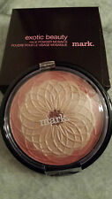 Avon mark Marrakesh Exotic Beauty Face Powder Mosaics Bronzer Highlighter, NIB
