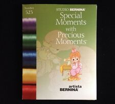 Precious Moments Embroidery Designs Card 523 for Bernina Artista 165 170 180 200