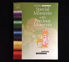 Bernina Embroidery Designs Card 523 Precious Moments for Artista and Deco Series