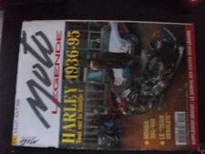 ** Moto Légende n°49 Poster Honda CB 350 & 450 / Coupes moto légende