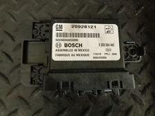 2011 Opel Insignia 2.0 CDTI Parking Assist módulo 0263004442 - 20928121
