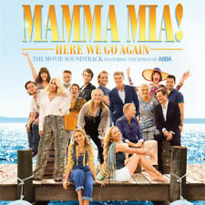 MAMMA MIA - Here We Go Again - Soundtrack CD *NEW* 2018