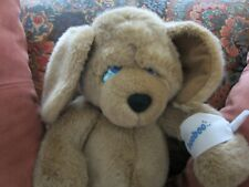 1980's Applause Boo Boo Bunny Vintage Stuffed Animal