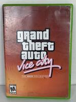 Grand Theft Auto Vice City Microsoft XBOX Rockstar Games a Take-Two 2K Company