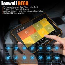 FOXWELL GT60 OBD2 Automotive Scanner Full System Car Diagnosis ABS SRS EPB DPF