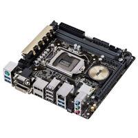 FOR ASUS Z97I-PLUS Motherboard LGA1150 Chipset Intel Z97 DDR3 VGA HDMI DVI DP