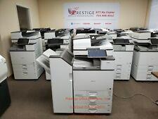 Ricoh Mp C4504 Color Copier Printer Scanner Super Low Meter Count Only 17k