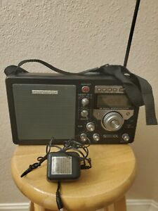 Grundig S350DL AM/FM Stereo SW1 2 3 High Sensitivity Radio Tested