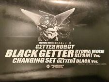 Fewture Artstorm EX Gokin Black Getter Ryoma mode Repaint Version